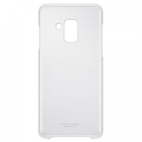 Husa Samsung Galaxy A8 2018 Clear Cover Originala