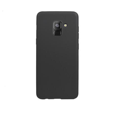 Husa Samsung Galaxy A8 Plus 2018, Hoco Fascination Neagra