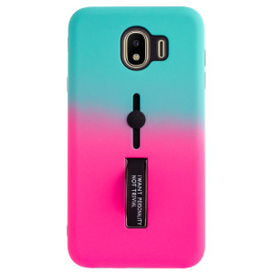 Husa Samsung Galaxy J4 2018 Ring Finger, Roz