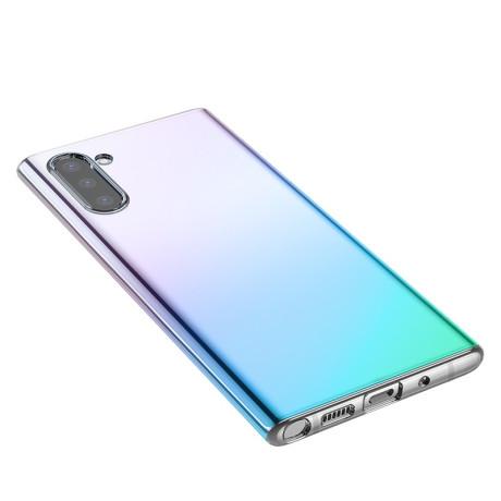 Husa Samsung Galaxy Note 10 Transparent Light TPU Hoco