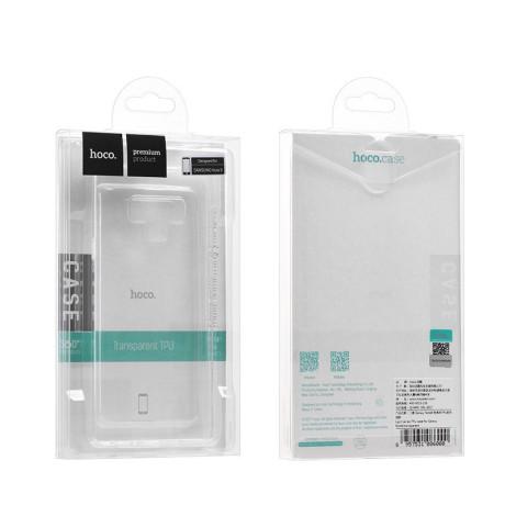 Husa Samsung Galaxy Note 9 Hoco Light TPU Transparent