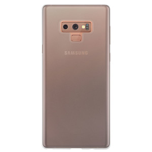 Husa Samsung Galaxy Note 9, Transparenta Baseus Wing