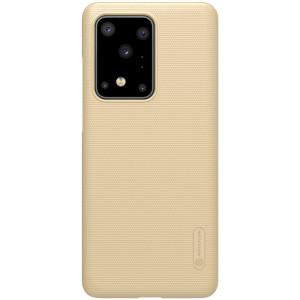 Husa Samsung Galaxy S20 Ultra, Super Frosted Nillkin, Auriu