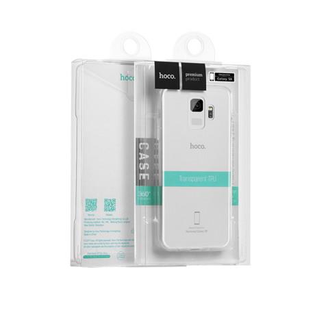 Husa Samsung Galaxy S9 Plus, Hoco Light TPU Transparenta