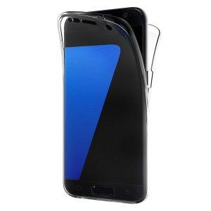 Husa Silicon 360  Samsung Galaxy J6 2018, Transparenta