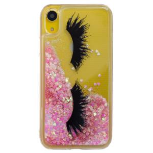 Husa Silicon Fashion iPhone XR, Gene Liquid