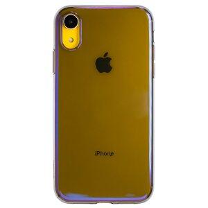 Husa Silicon Glow iPhone XR, Baseus Negru