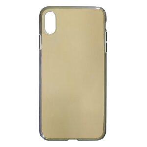 Husa Silicon Glow iPhone X/XS, Baseus Negru