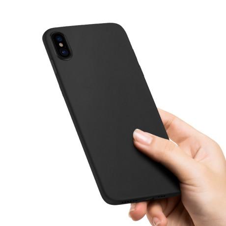 Hoco Silicon Fascination pentru Apple iPhone XR Negru