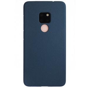 Husa Silicon Huawei Mate 20, Albastru Sand