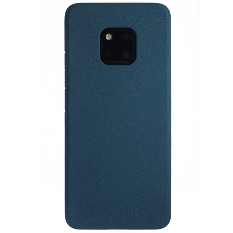 Husa Silicon Huawei Mate 20 Pro, Albastru Sand