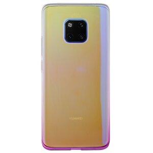 Husa silicon Huawei Mate 20 Pro, Multicolor-Violet