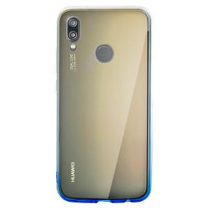 Husa silicon Huawei P20 Lite, Multicolor