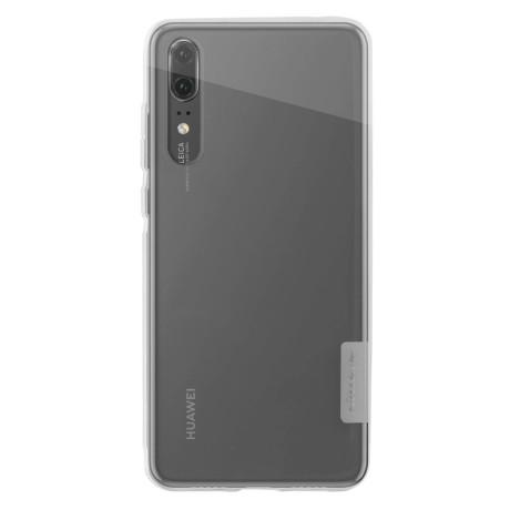 Husa silicon Huawei P20 Pro, Nillkin Transparenta