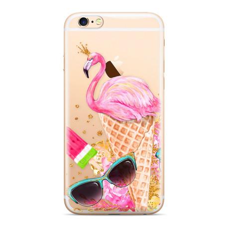 Husa Silicon Huawei P30, Flamingo 008