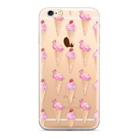 Husa Silicon Huawei P30, Flamingo 011
