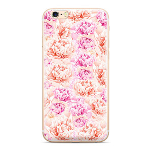 Husa Silicon Huawei P30, Flowers 004