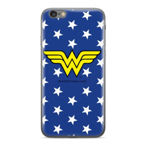 Husa Silicon Huawei P30 Pro, DC Wonder Woman 006 Blue