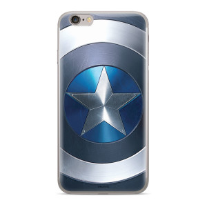 Husa Silicon Huawei Y6 2019, Captain America 005