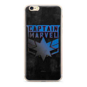 Husa Silicon Huawei Y6 2019, Captain Marvel 015