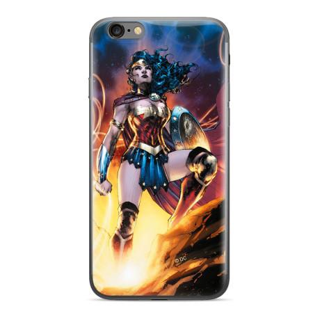 Husa Silicon Huawei Y7 2019, Wonder Woman 001