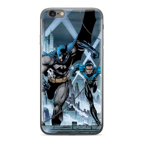 Husa Silicon Huawei Y7 2019/Y7 Prime 2019, Batman 007 Blue