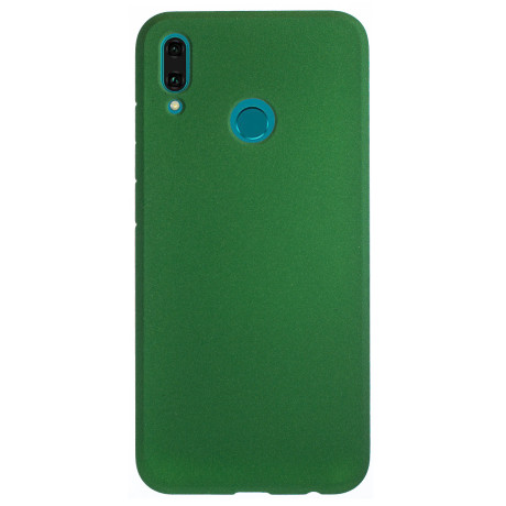 Husa Silicon Huawei Y9 2019, Verde Sand
