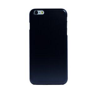 Husa silicon iPhone 6 Plus, Contakt Neagra