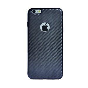 Husa Silicon iPhone 6 Plus Negru