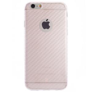 Husa Silicon iPhone 6/6s, Roz Kela Rock