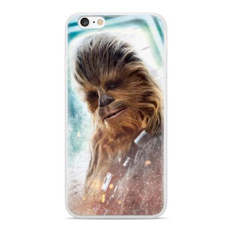 Husa Silicon iPhone 6/7/8, Chewbacca 001