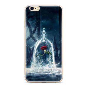 Husa Silicon iPhone 6/7/8 Disney Beauty and the Beast