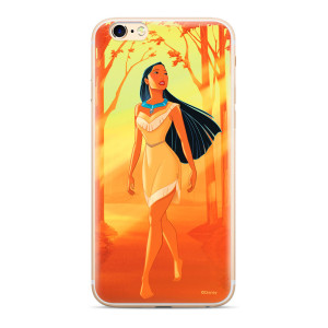 Husa Silicon iPhone 6/7/8 Disney Pocahontas 001
