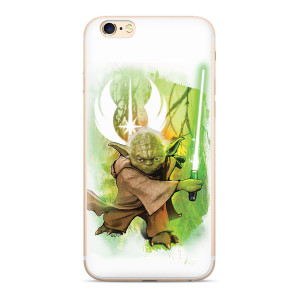 Husa Silicon iPhone 6/7/8, Yoda Star Wars 005