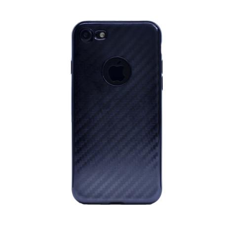 Husa Silicon iPhone 7/8, Negru