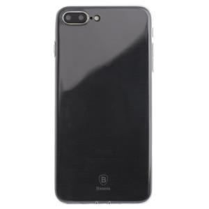 Husa Silicon iPhone 7/8 PLUS, Baseus Transparenta