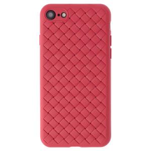 Husa Silicon iPhone 7/8/SE 2 Baseus Weaving Rosie