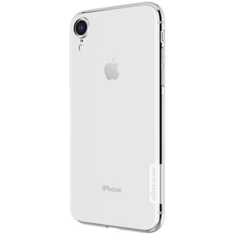 Husa silicon iPhone XR Nature Transparent Nillkin