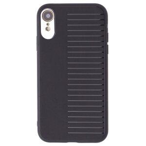 Husa silicon iPhone XR Proda Sengor Neagra