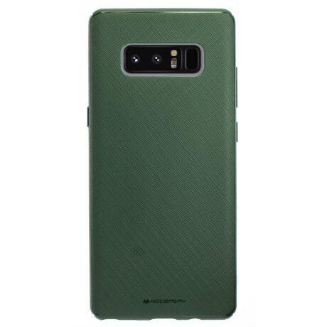 Husa Silicon Iphone X/XS, Stylelux Verde