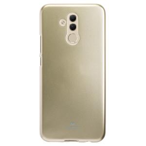 Husa Silicon Jelly Huawei Mate 20 Lite, Auriu