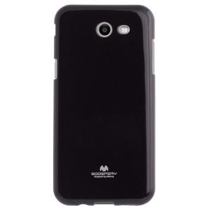 Husa Silicon Jelly Samsung Galaxy J3 Prime, Neagra