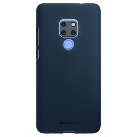 Husa Silicon Jelly Soft Huawei Mate 20 Albastru