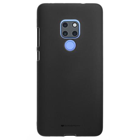 Husa Silicon Jelly Soft Huawei Mate 20 Negry