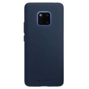 Husa Silicon Jelly Soft Huawei Mate 20 Pro Albastru