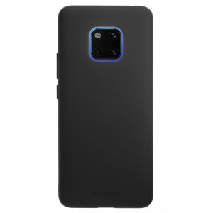 Husa Silicon Jelly Soft Huawei Mate 20 Pro, Neagra