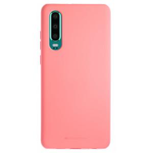 Husa Silicon Jelly Soft Huawei P30 Roz