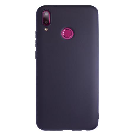 Husa Silicon Magnetica Huawei Y9 2019 Negru