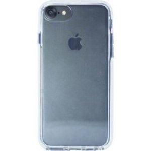 Husa Silicon pentru iPhone 6/6S/7 ( Rama Alba )