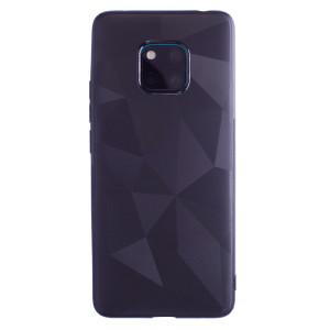 Husa Silicon Prism Huawei Mate  20 Pro, Negru Diamond